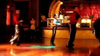 Salsa Dance Performance @ Paramount Shanghai