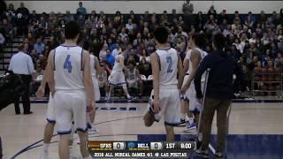 St. Francis vs Bellarmine College Preparatory LIVE 1/23/18 thumbnail