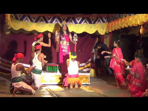 Singha Bahini Mahisa Mardini - 2014 Jatra Dance | Omm Maa Kali Natya Parishad
