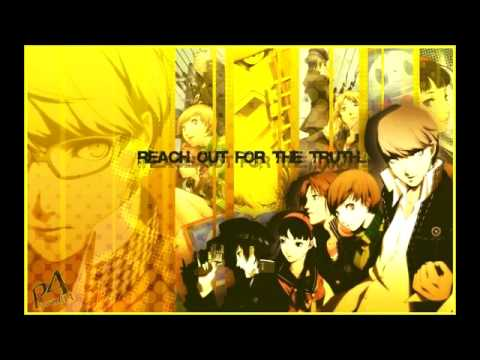 Persona 4- SMILE (The Animation version) With Mp3 download Link HQ