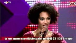 X FACTOR 2011 Rochelle - Proud Mary  - Aflevering 11