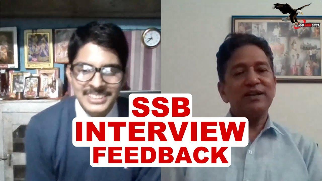 SSB Interview Feedback & Marks by Maj Gen VPS Bhakuni, Former Commandant SSB Bangalore