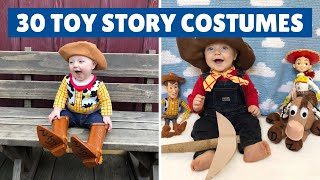 30 Toy Story Costumes   Disney/pixar Costume Ideas