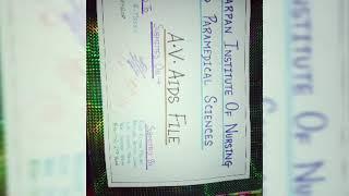 Wie man AV-AIDS-Datei
