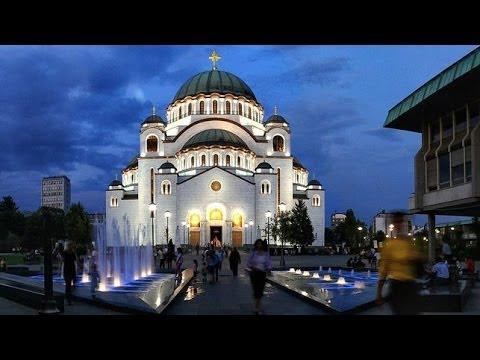 Temple of Saint Sava - Belgrade, Serbia, Oct.2013