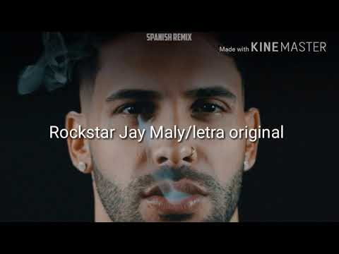 Rockstar spanish versión Jaymaly/letra original