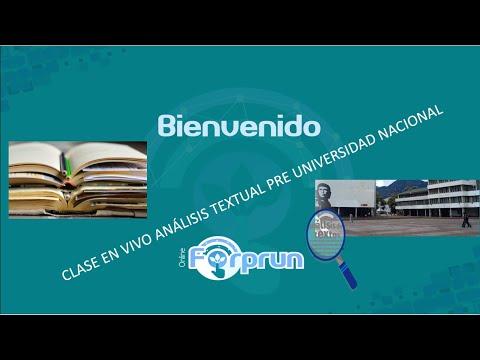 ANÁLISIS DE UNA NOTICIA - TEXTOS PERIODÍSTICOS (Clase online de Lengua 26-3-20)из YouTube · Длительность: 14 мин19 с