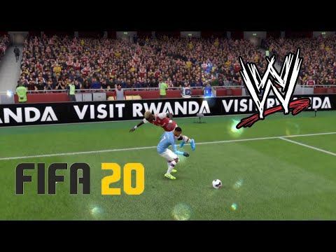 FIFA 20 Fails – With WWE Commentary #1