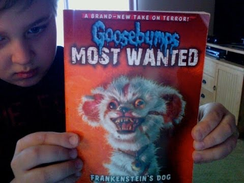 Goosebumps Frankenstein S Dog