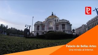 Palacio de Bellas Artes: una mirada al interior   www.edemx.com