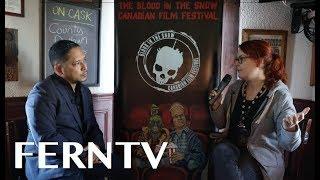 FERNTV Interview With Danishka Esterhazy @BITS 2018