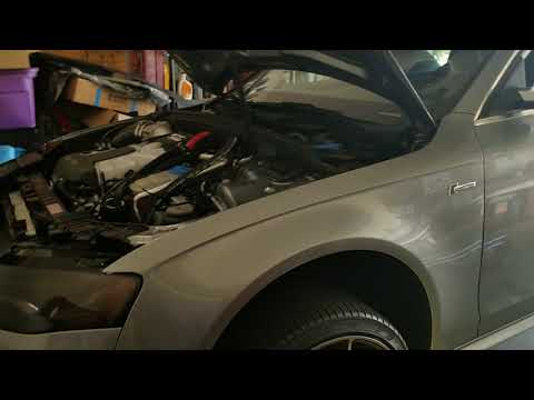 Audi B8 Mechatronic unit removal and repair The End