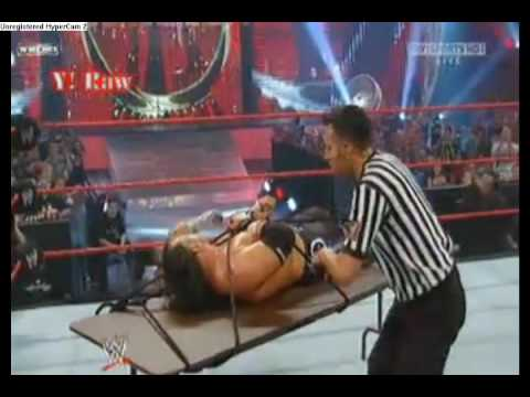 Backlash - Jeff Hardy vs Matt Hardy I Quit Match Part 1of3