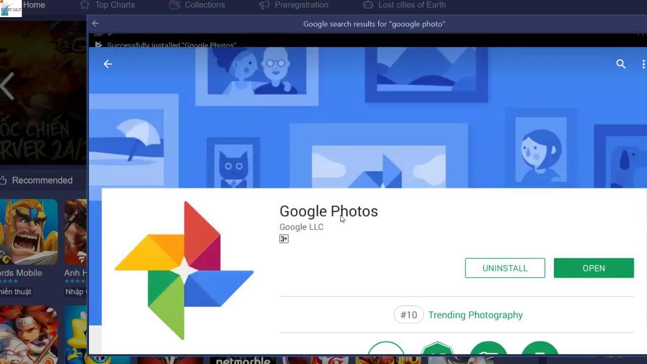 Google Photos iCloud Lưu ảnh video miễn phí không giới hạn