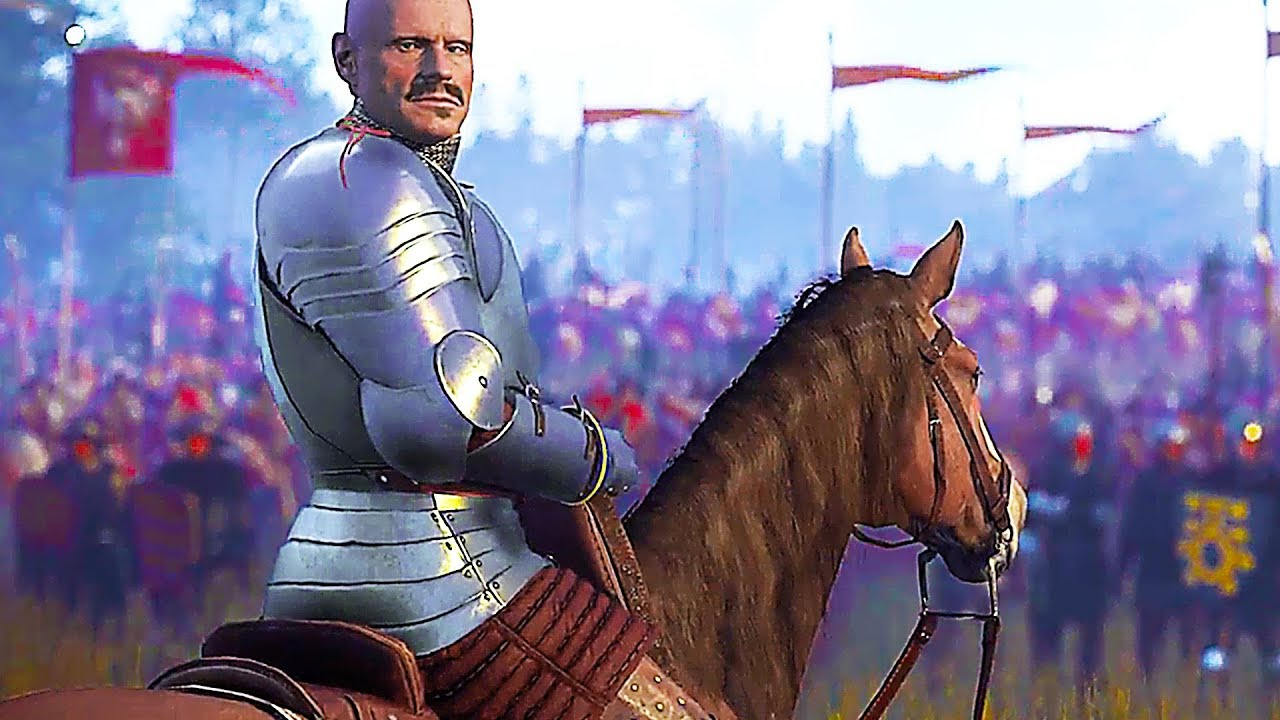 kingdom come deliverance nouvelle bande annonce vf 2018 ps4 xbox one pc youtube. Black Bedroom Furniture Sets. Home Design Ideas