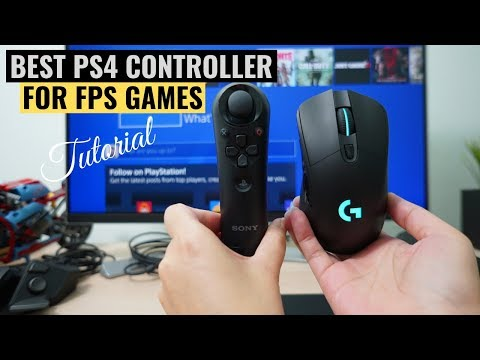Best PS4 Controller For FPS Games 2019.