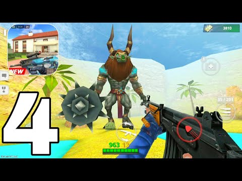 Special Ops: FPS PvP War-Online Gun Shooting Games | GamePlay Walkthrough PART 4 (iOS, Android)