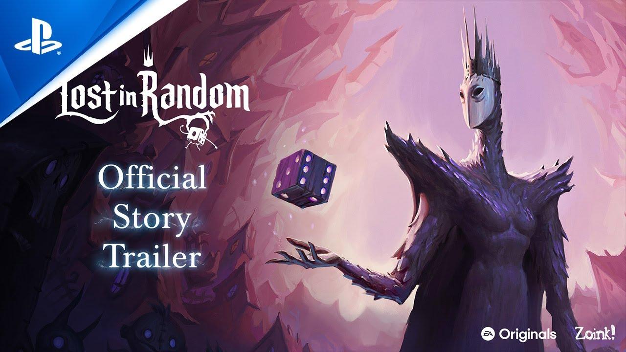 Lost In Random – oficiálna príbehová upútavka