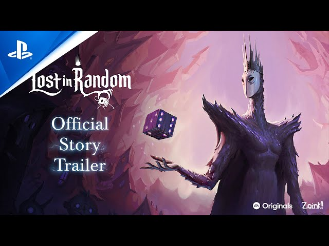 Lost In Random - Official Story Trailer | PS5, PS4