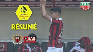 OGC Nice - EA Guingamp ( 3-0 ) - Résumé - (OGCN - EAG) / 2018-19