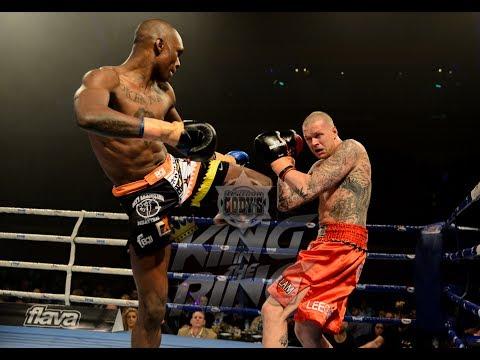 King in the Ring 86II Quarter Final 1 :  Israel Adesanya vs Slava Alexeichik
