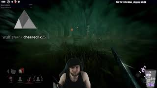 Dead by Daylight WITH...MYERS! - SPEED HACKER REKT BY MYERS!