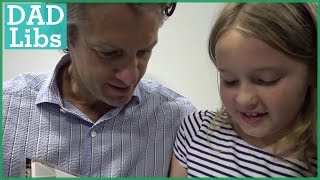DAD Libs | Happy Father's Day | The Holderness Family