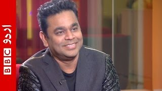 A. R. Rahman Interview.BBC Urdu