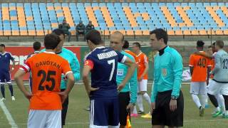Shirak vs Banants full match