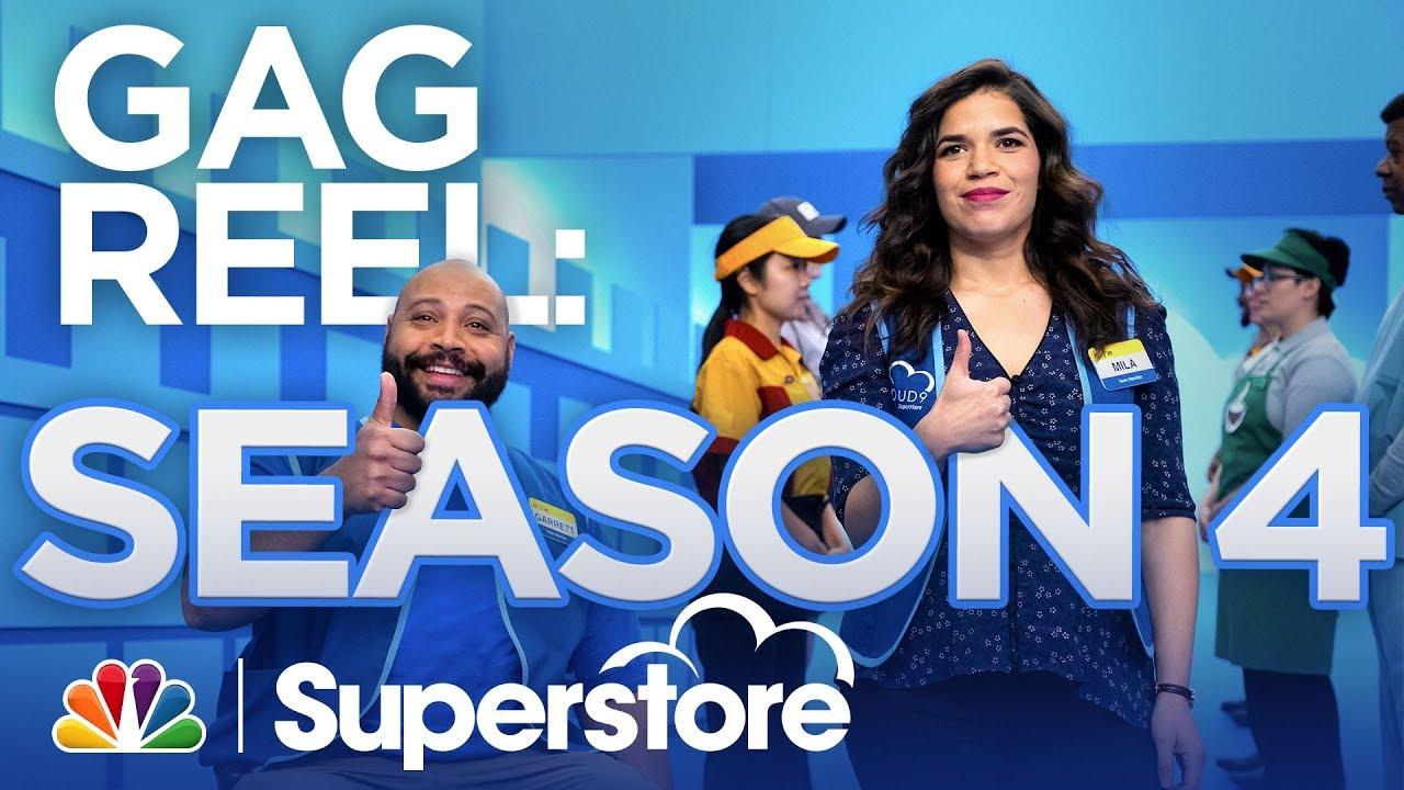 Download Season 4 Bloopers - Superstore (Digital Exclusive)