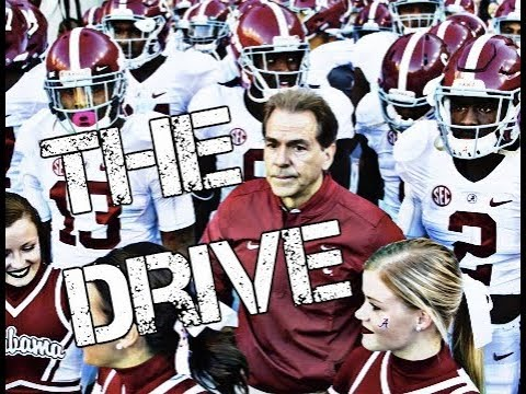 The Drive - Previewing Alabama vs. Florida State