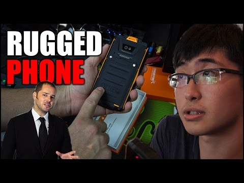 China's best Rugged Smartphone?