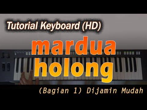 Cara Mudah Mengiringi Lagu Batak - Mardua Holong - Keyboard - Bagian 1