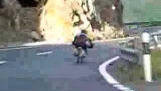 Bernina pass gravity biking Thumbnail