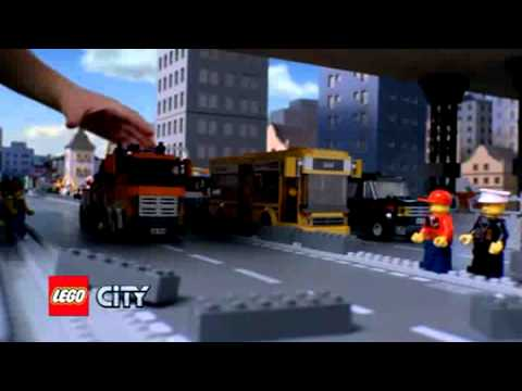 Video review for LEGO City Garage (7642) toys - YouTube