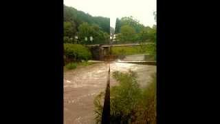 Hochwasser Grosse Tulln Juni 2013