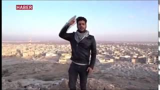 Youtuber Yusuf Aktaş, El -Bab'ta video çekti