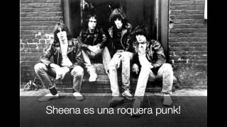 "Ramones - ""Sheena is a Punk Rocker"" (Subtitulada en Español)"