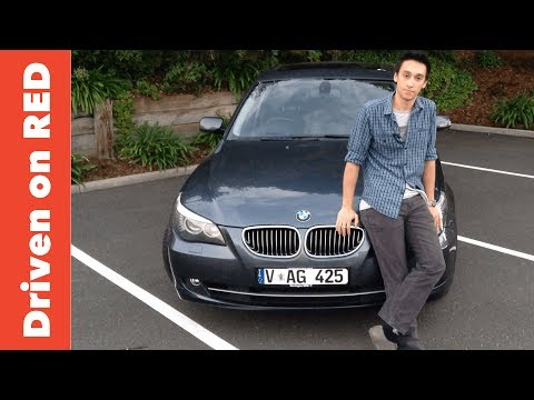 BMW 5 series (2004-2010) - Driven on RED