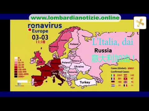 Coronavirus: Conferenza Stampa 21.03.2020 - Ore 16:30