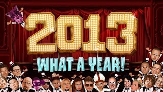 "JibJab 2013 Year in Review: ""What A Year!"""