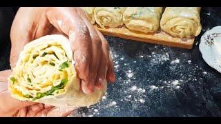 УНИВЕРСАЛЬНЫЙ РЕЦЕПТ ШИКАРНЫЕ ЛЕПЁШКИ К ЧАЮ мгновенно сметут со стола Tasty Pastries Recipe