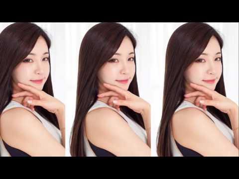 Những kiểu tóc dài thẳng đẹp cho bạn gái thêm xinh