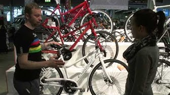 Crescent   Polkupyörän valinta
