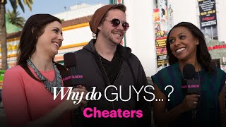 The Truth About Why Guys Cheat—Sex, Love & Dating—Glamour