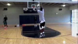 Josh Howard Pre-Training Camp Workout ('11-12 season)