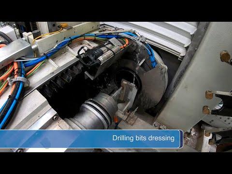 CMS ypsos - Drilling bits dressing
