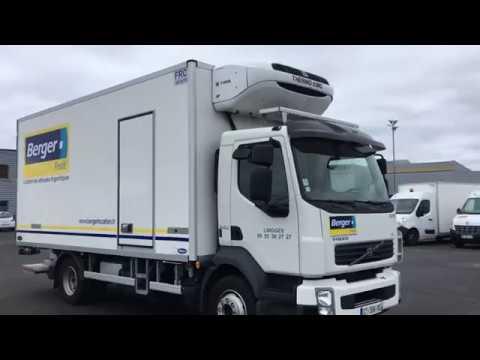 berger location camion frigorifique porte viande ptac 12 tonnes youtube. Black Bedroom Furniture Sets. Home Design Ideas