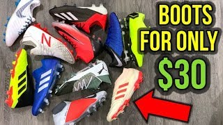 INCREDIBLE BOXING DAY FOOTBALL BOOT DEALS!