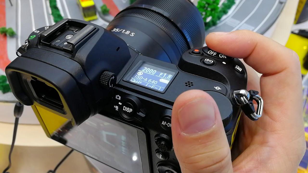 Nikon Z6 burst mode 12fps (continuous mode)